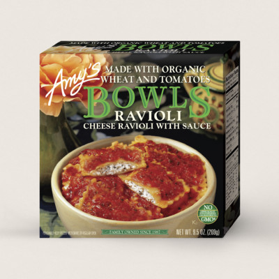 Cheese Ravioli Bowl