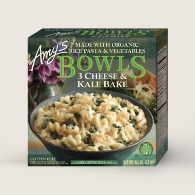3 Cheese & Kale Bake Bowl