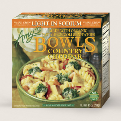 Country Cheddar Bowl, Light in Sodium