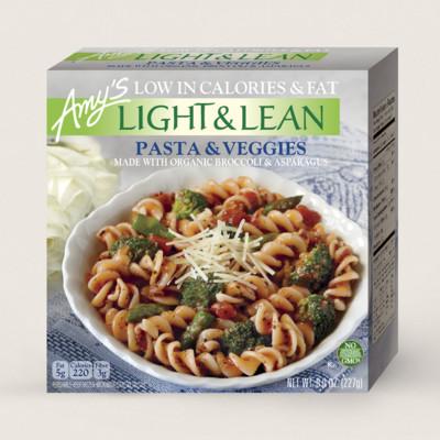 Pasta & Veggies - Light & Lean