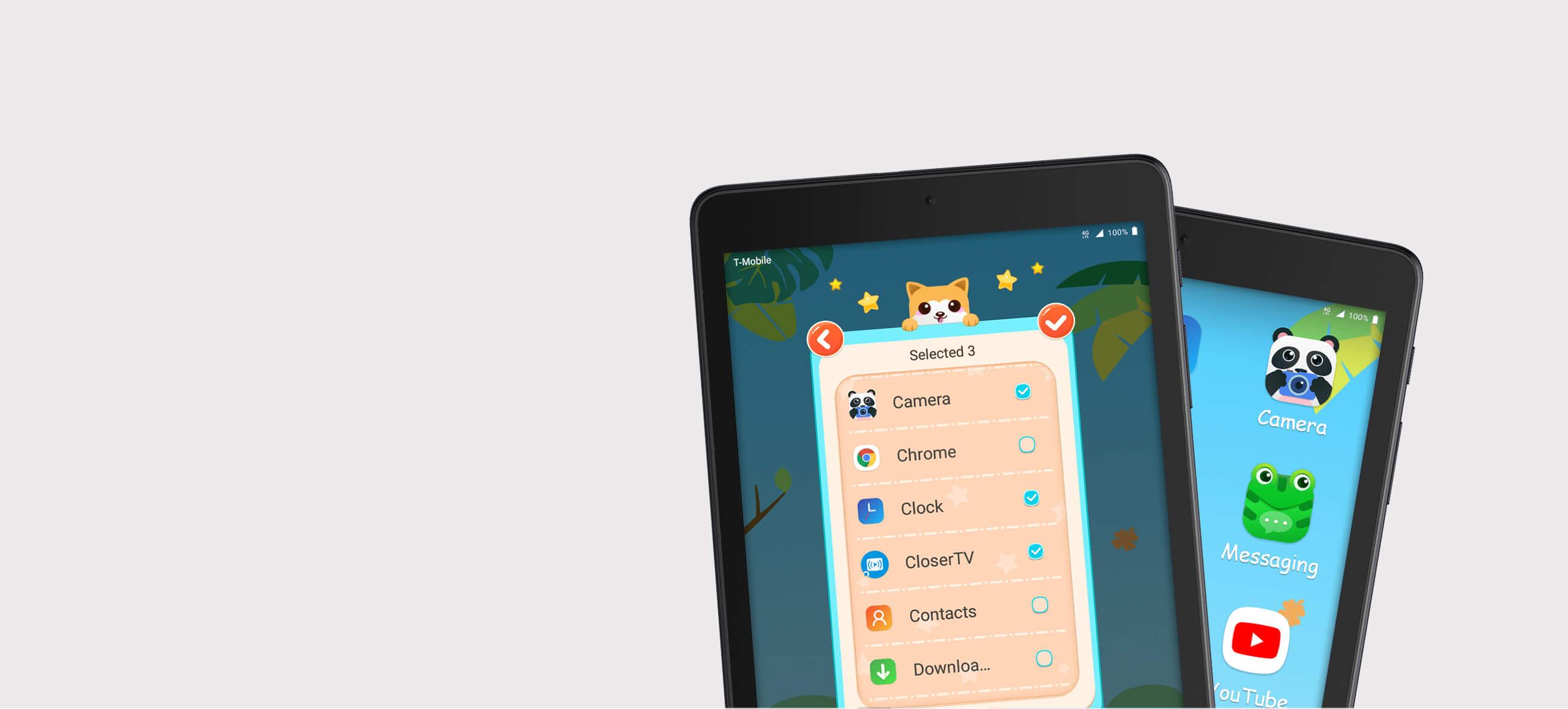 Alcatel 3T 8 Tablet - THE PERFECT FAMILY COMPANION : Alcatel Mobile