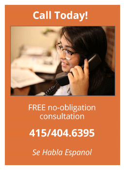 Call us Today!  415-404-6395.  Se habla español