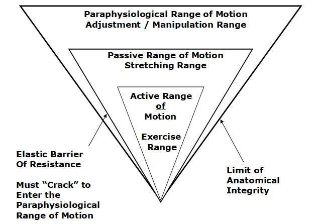 Passive motion is the passive moving of a joint further than the motion achieved with active motion. Passive motion always affects a greater range of tissue than does active motion. This allows passive motion techniques to better address (treat, manage) tissue fibrosis and joint stiffness.