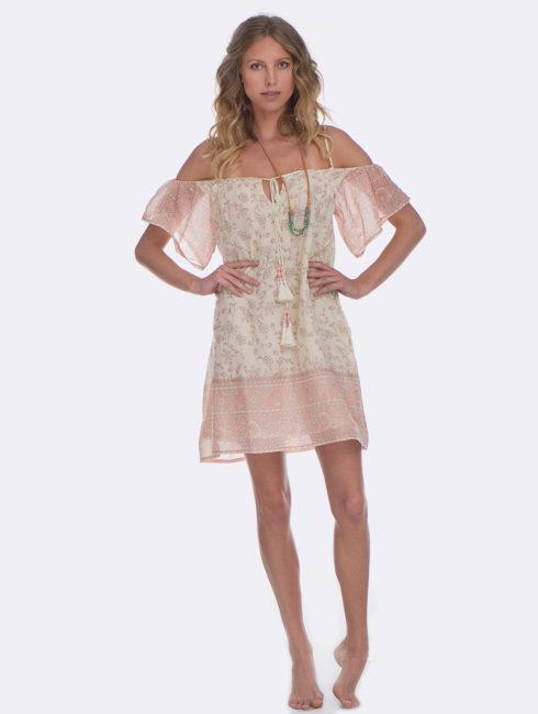 Love Sam Avery Blush Dress