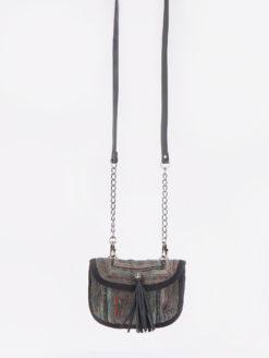 Panada Chain Bag - Black