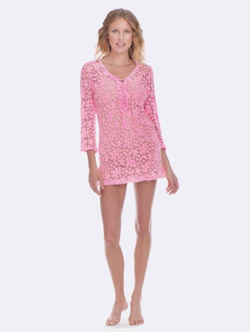 Temptation Positano Pink Alghero Dress