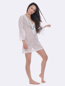 Temptation Positano White Matera Dress