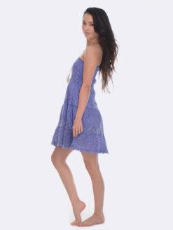 Temptation Positano Lavender Pignola Dress