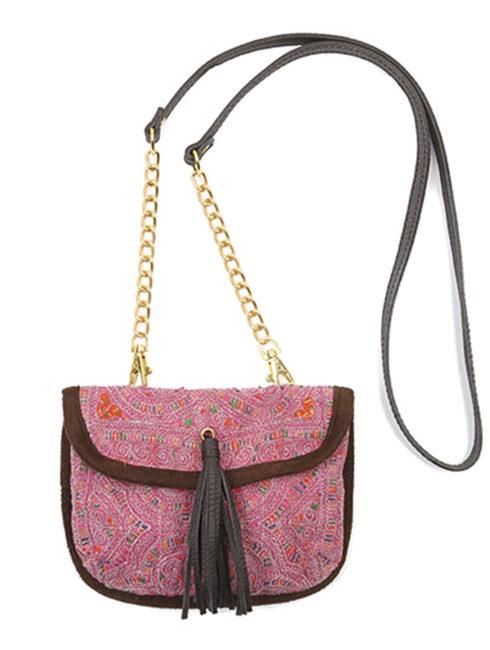 Panada Chain Bag - Pink