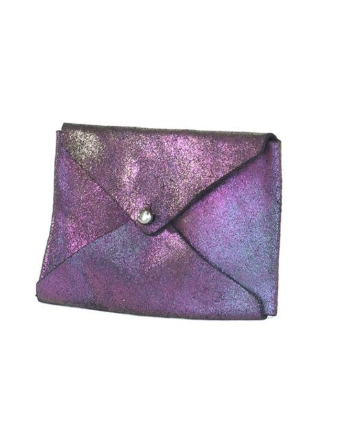 Andie Wallet - Purple Sparkle - Tracey Tanner