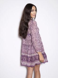 blue-hippy-purple-dress-back