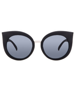 QUAY-Dream of Me Sunglasses Black