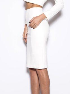blaque-label-white-pencil-skirt-close