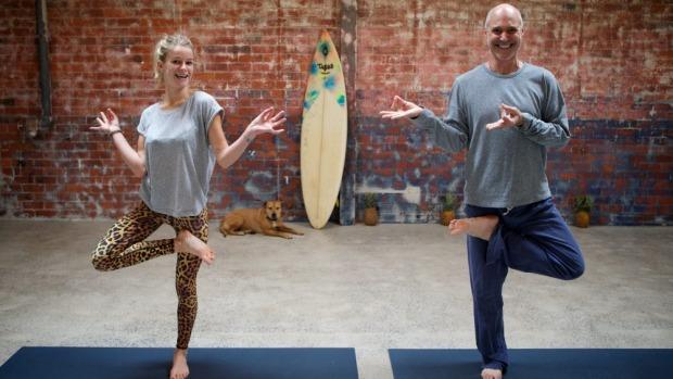 happy yoga steve ross pdf