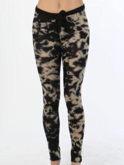 Cashmere Splatter Dye Sweatpants