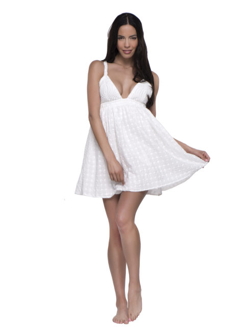 Stylestalker Pipeline Ivory Dress