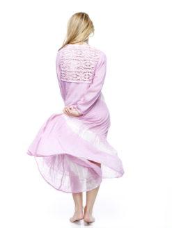 Blue Hippy Katmandu Tie Dye Pink Dress