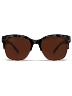 QUAY-Heartbeat Magic Sunglasses- Tortoiseshell