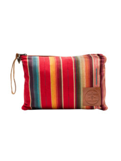 VAALBARA ROSARITO NASH CLUTCH BAG