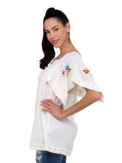 amla-blue-hippy-flower-embroidered-dress-side