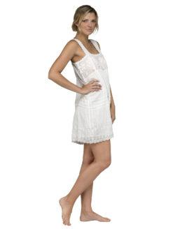 amla-blue-hippy-short-lace-dress-ivory-side