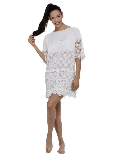 amla-place-nationale-kaftan-crochet-lace-mini-dress-front