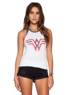 Wonder Woman Tank JUNK FOOD