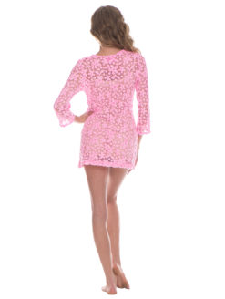 Temptation Positano Pink Alghero Dress