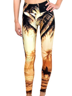 Goldsheep Gold Horse Legging
