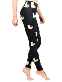 Goldsheep Tequila Shots Legging