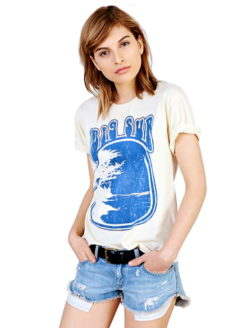 Midnight Rider - Big Sur Boyfriend Tee - shop amla