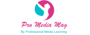 Amanda Mills Los Angeles pro media mag logo