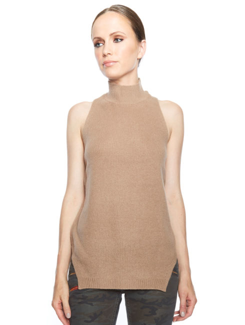 Logan Turtleneck Tank