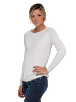 360 Cashmere - Surf- Pullover