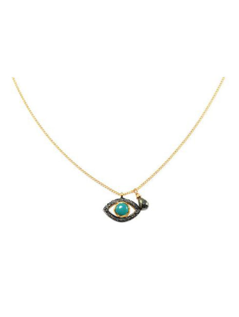 J- Landa Juliana Evil Eye Necklace
