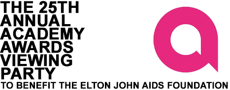 AMLA Elton John 25th anniversary viewing party