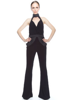 Siempre Jumpsuit - Black - Amand a