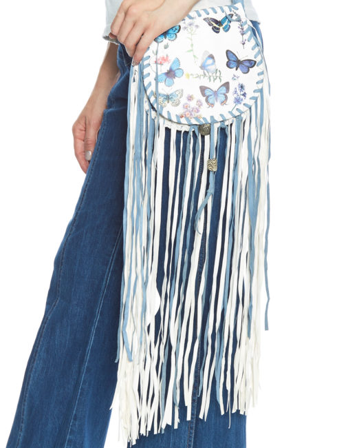 Butterfly Fringe Luxury Festival Bag-shopamla