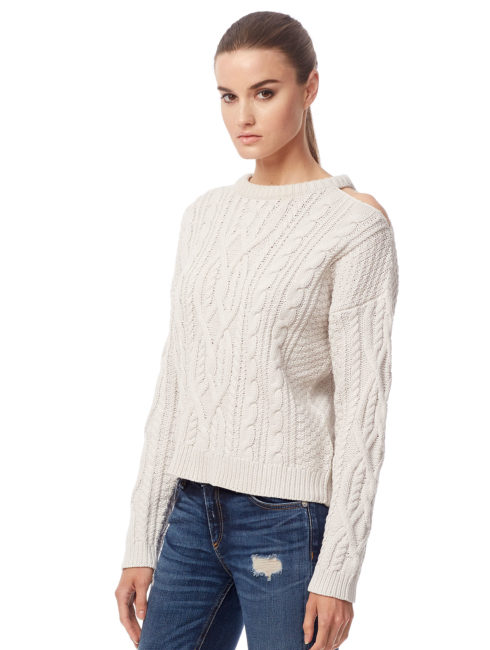 360 Cashmere Laurissa Sweater - Amanda Mills Los Angeles