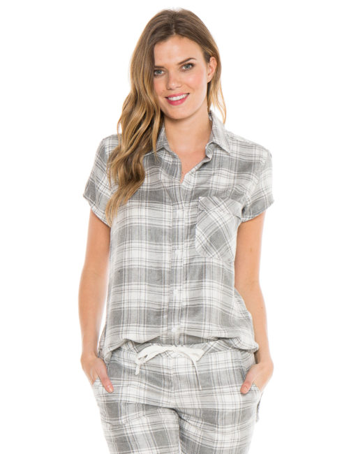 Sleep Shirt & Jogger Set