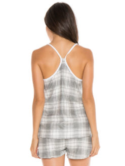 Tulip Cami & Short Set - Grey