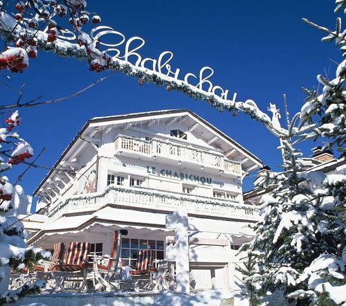 Ski Gstaad, St Moritz or Courchevel ?