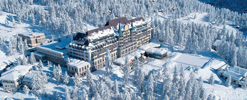 Ski Europe Gstaad St Moritz Courchevel Zermatt ? Suvretta House – St Moritz