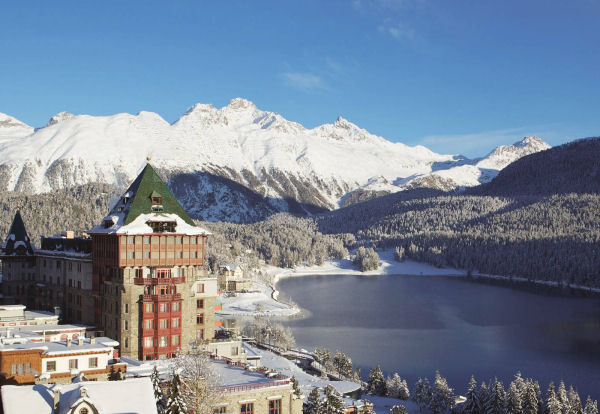 Ski Gstaad, St Moritz Courchevel ?