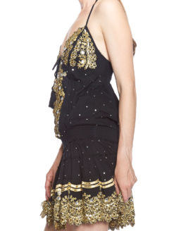 Salinas Dress - Black