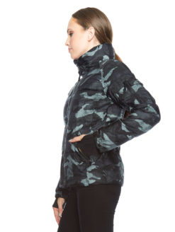 Freestyle Camo Jacket