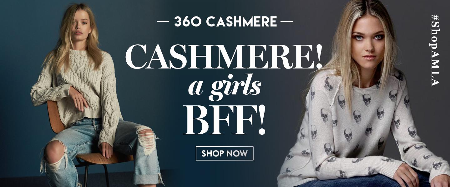 Amanda Mills Los Angeles 360 Cashmere a girls BFF
