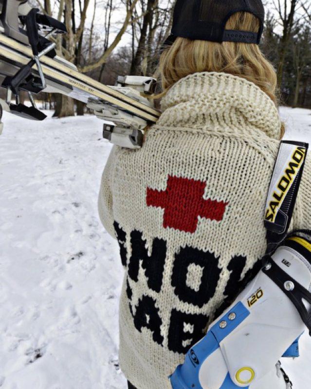 GOGO Sweaters Perfect for Après-Ski shop amanda mills la