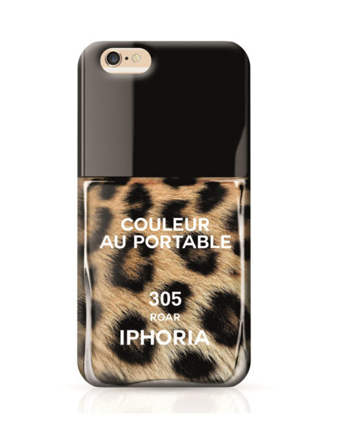 IPHORIA Couleur Au Portable Roar Tiger iPhone Case