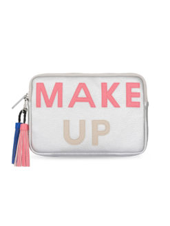Iphoria Power Purse Silver Make Up
